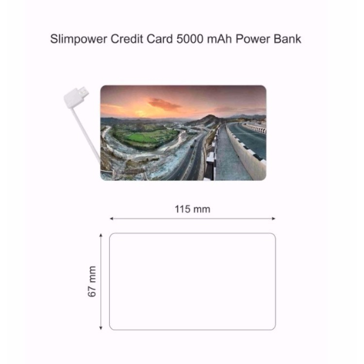 Power Bank Artwork Guidelines