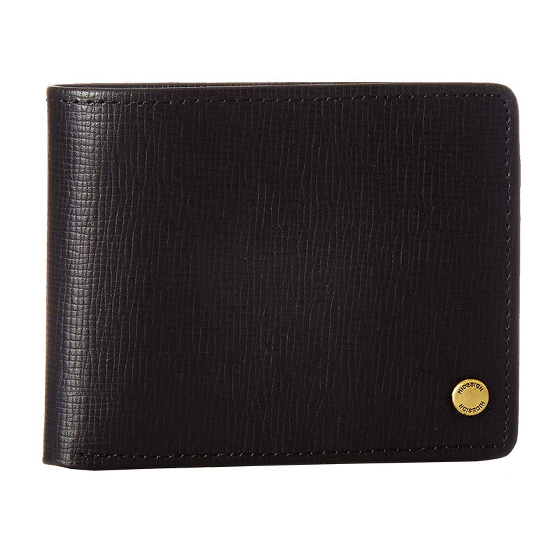 Hidesign Black Men's Wallet