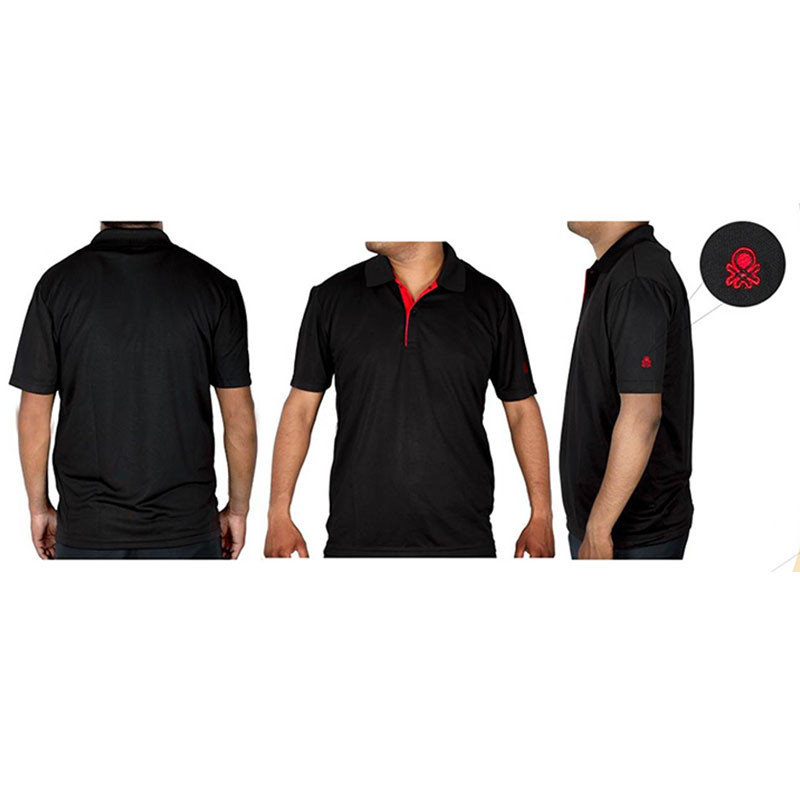 UCB Collar Dryfit T-shirt