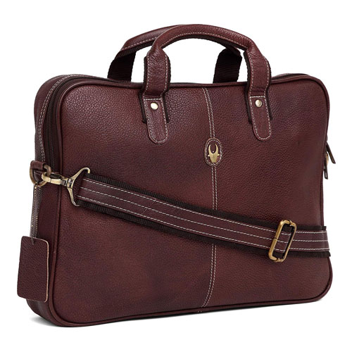 WildHorn Brown Messenger Bag(2)