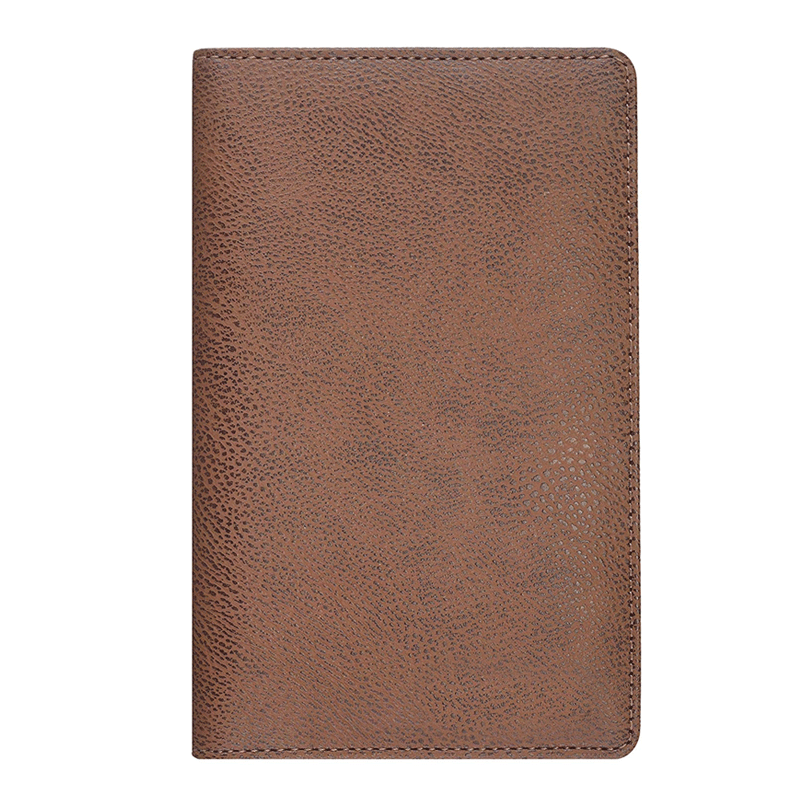 Aristocrat RFID Blocking Brown Passport Holder