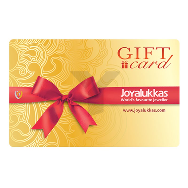 Joyalukkas Gold Coin Gift Card