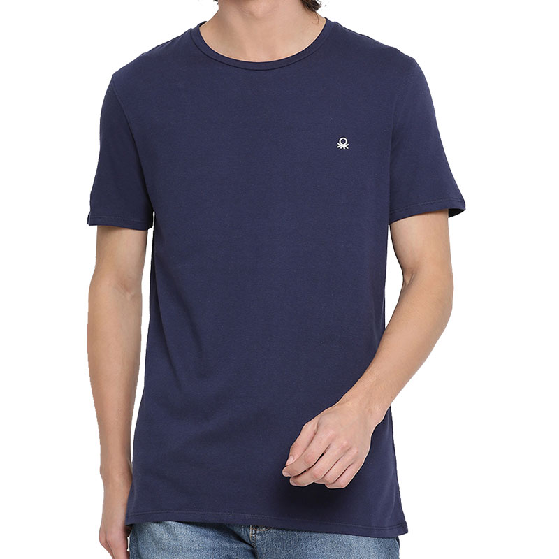 UCB Round Neck T-shirts Blue