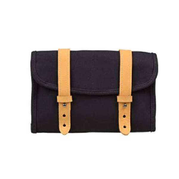 Originals Canvas Splash Proof Black Bag
