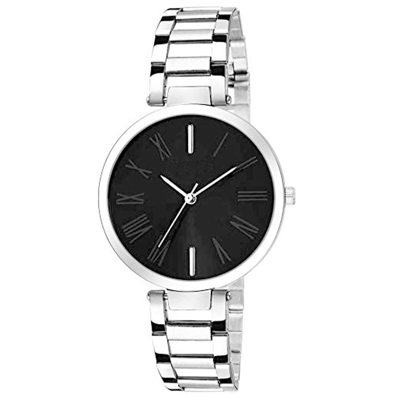Alice II Black Dial Women Watch