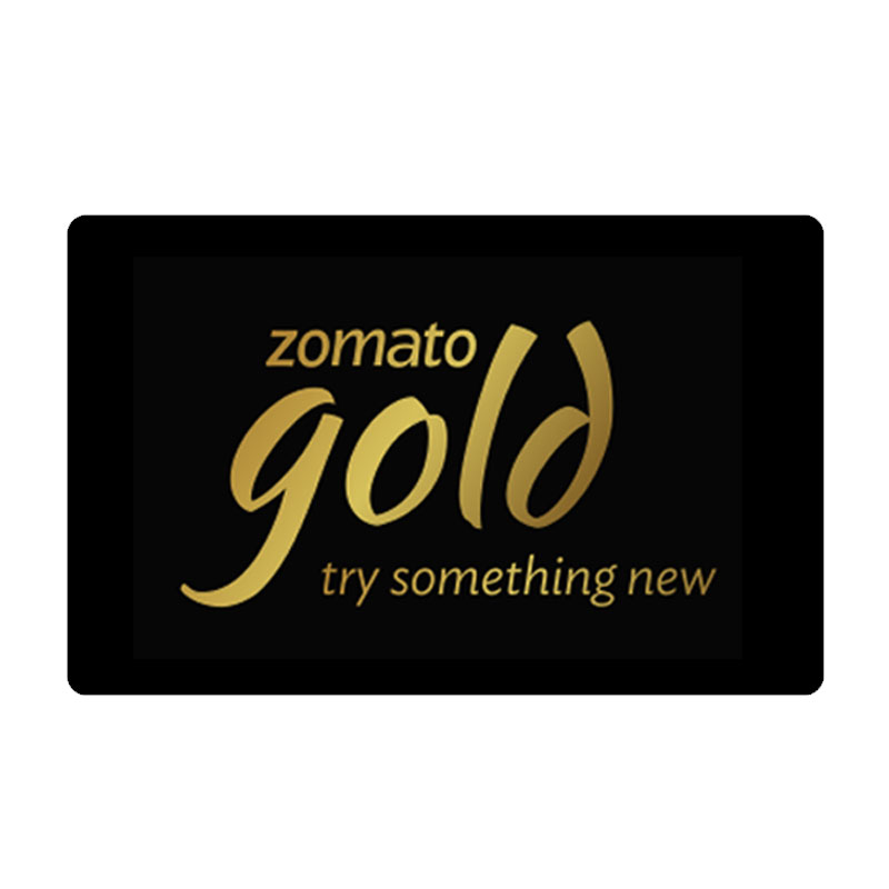 Zomato Gold E-Gift Card
