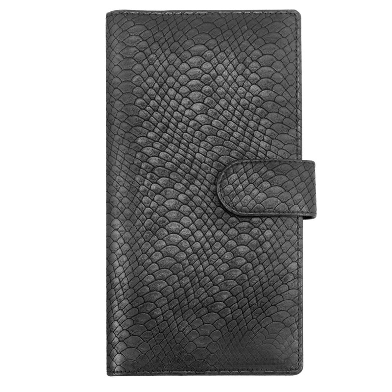 Snake RFID Blocking Passport Holder