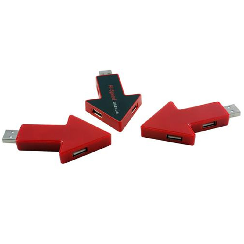 3 Port ARROW Shape USB HUB