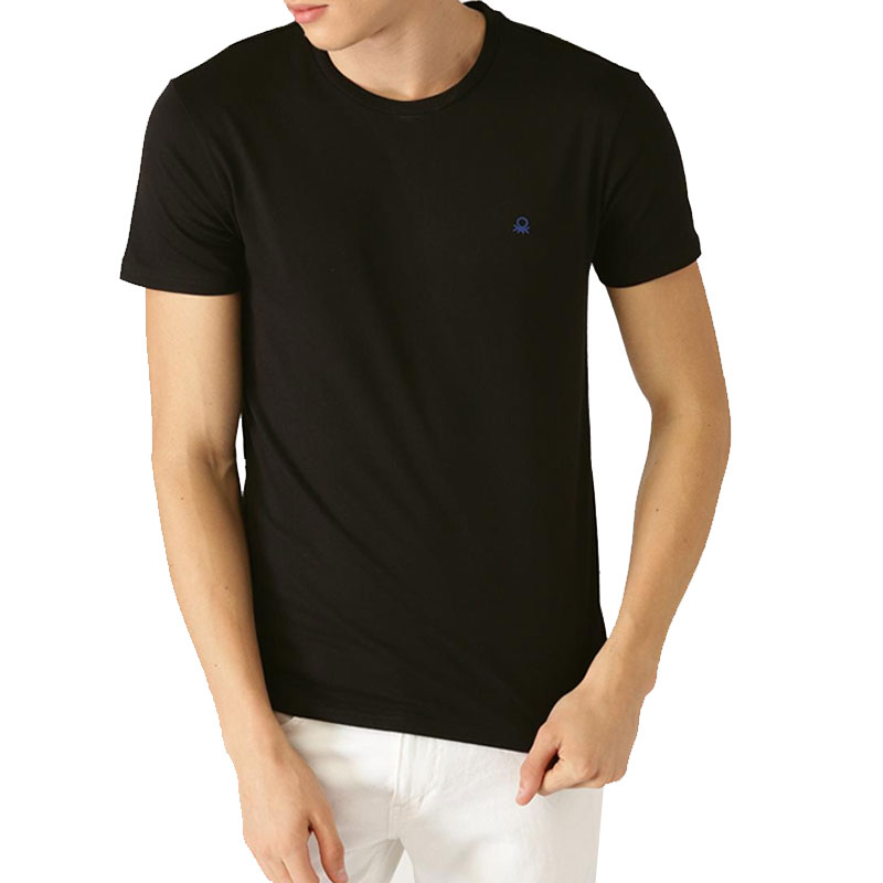 UCB Round Neck T-shirt Black