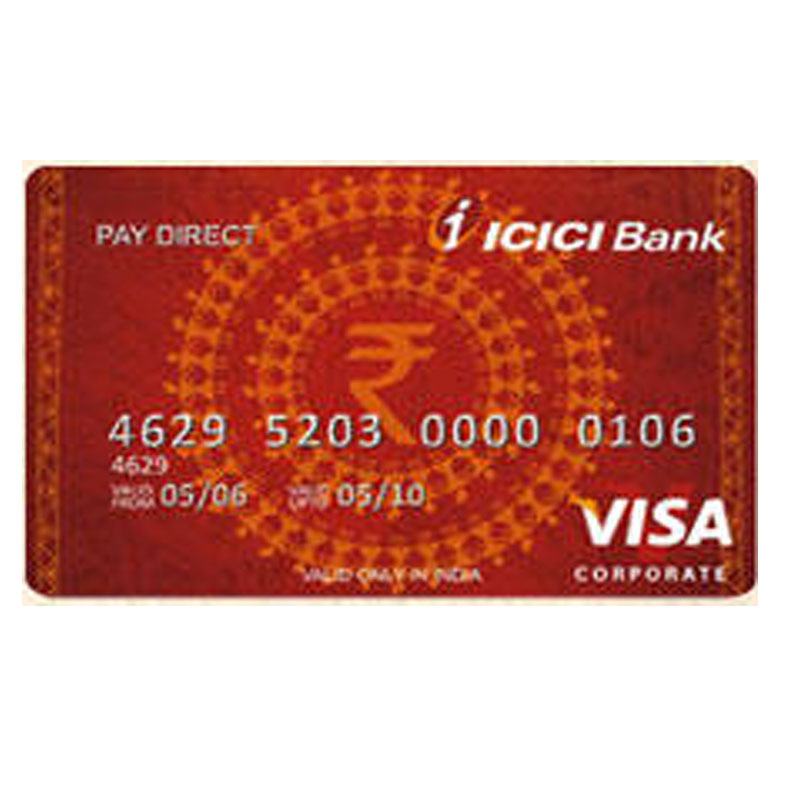 ICICI Bank Cash Card