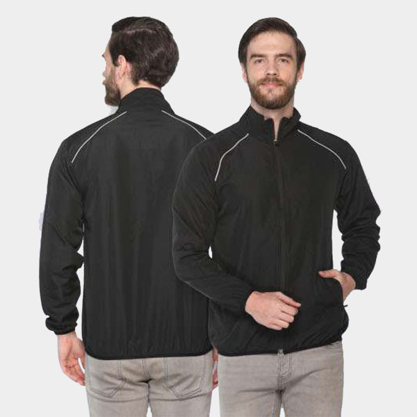 Acti-fit reflector jacket