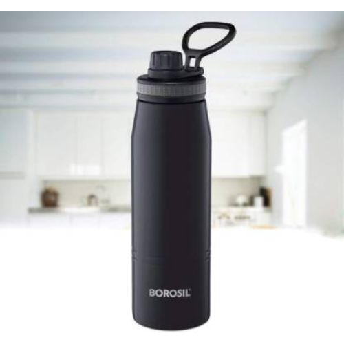 BOROSIL Stainless Steel Hydra Gosports Vacuum Insulated Flask