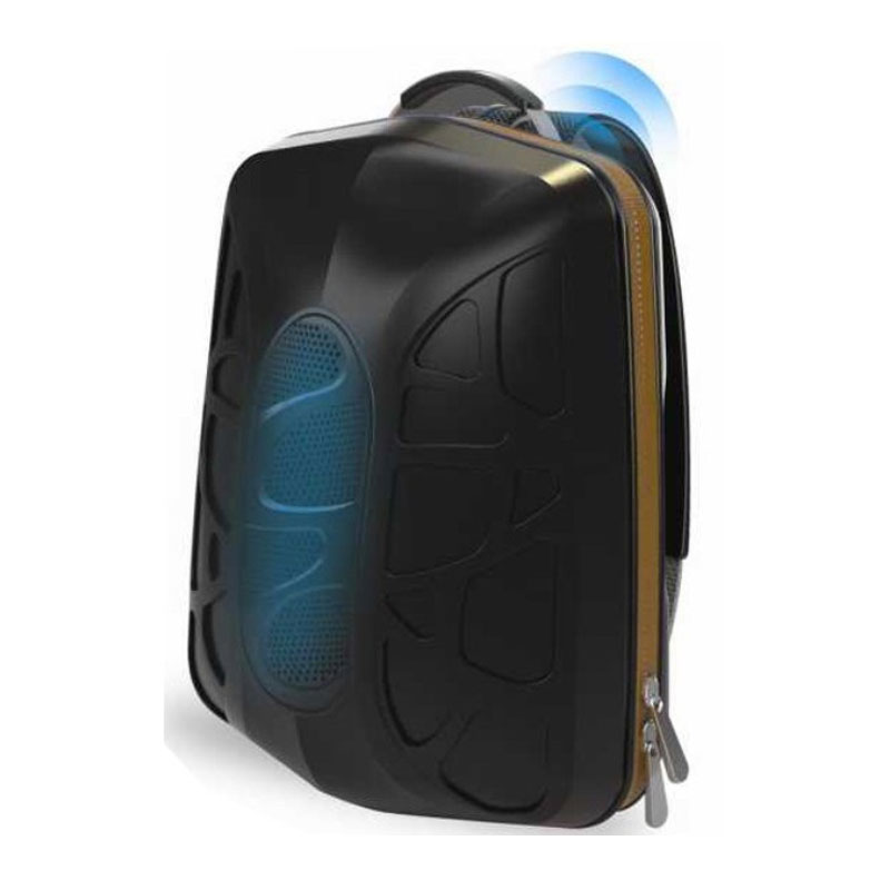 Bagpack With Power Bank and Speaker
