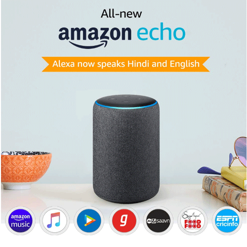 All-new Amazon Echo (3rd Gen)