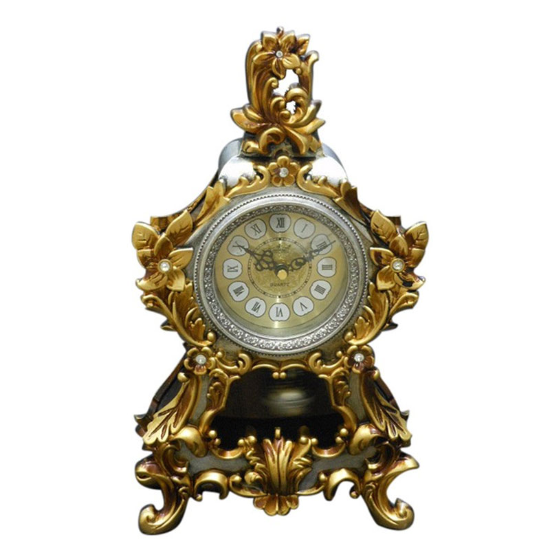 Antique Resin Clock