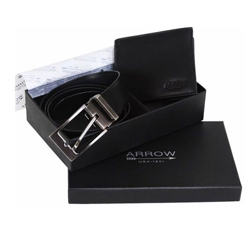Arrow Belt & Wallet set