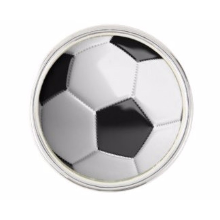 Football promotion Lapel Pin