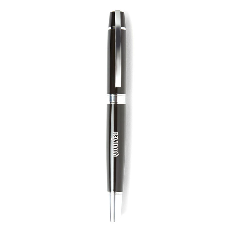 Black Metal Ball Pen