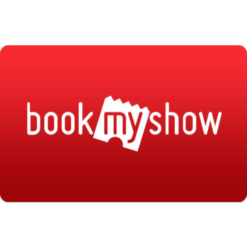 Bookmyshow Gift Card