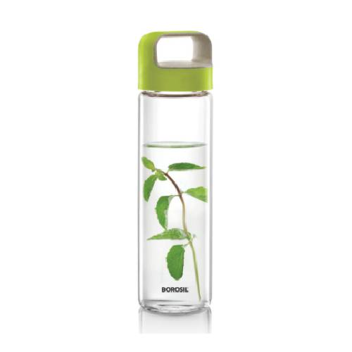 Borosil - NEO Borosilicate Glass Water Bottle