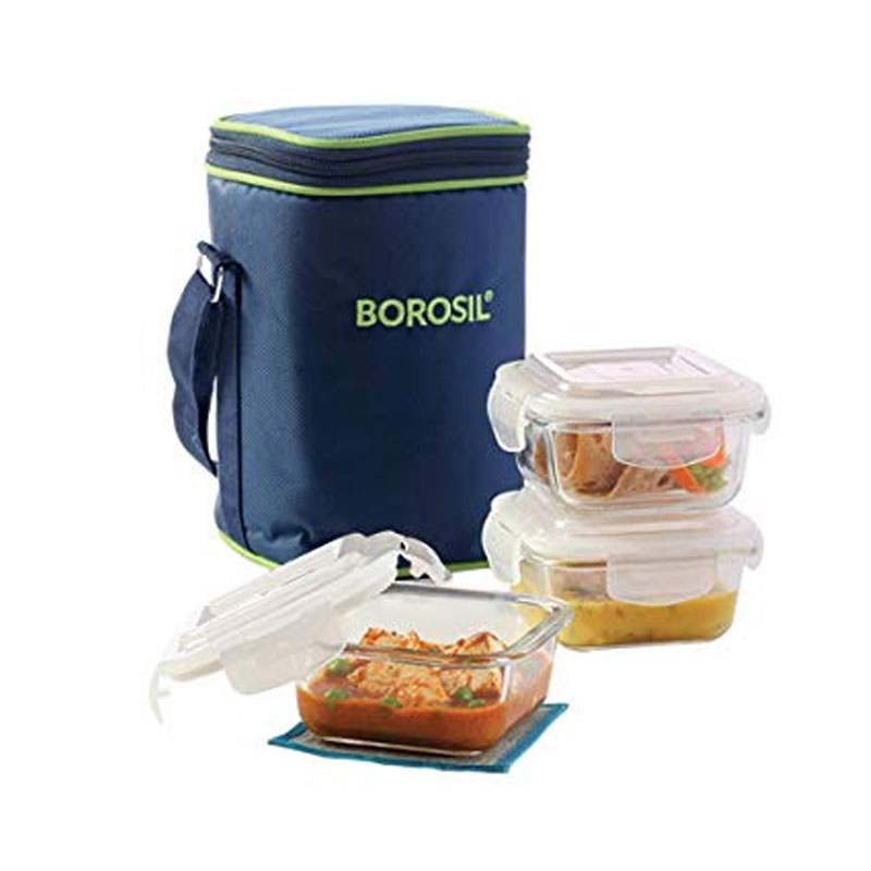 Borosil Klip N Store Microwavable Containers