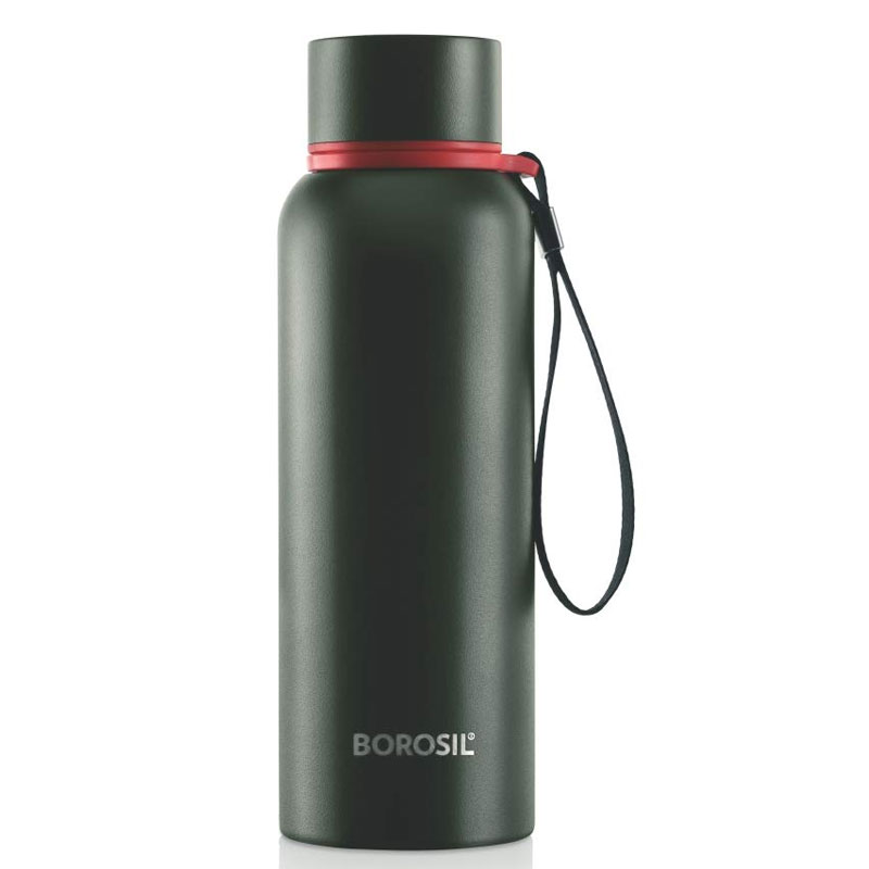 Borosil Stainless Steel Hydra Trek Flask
