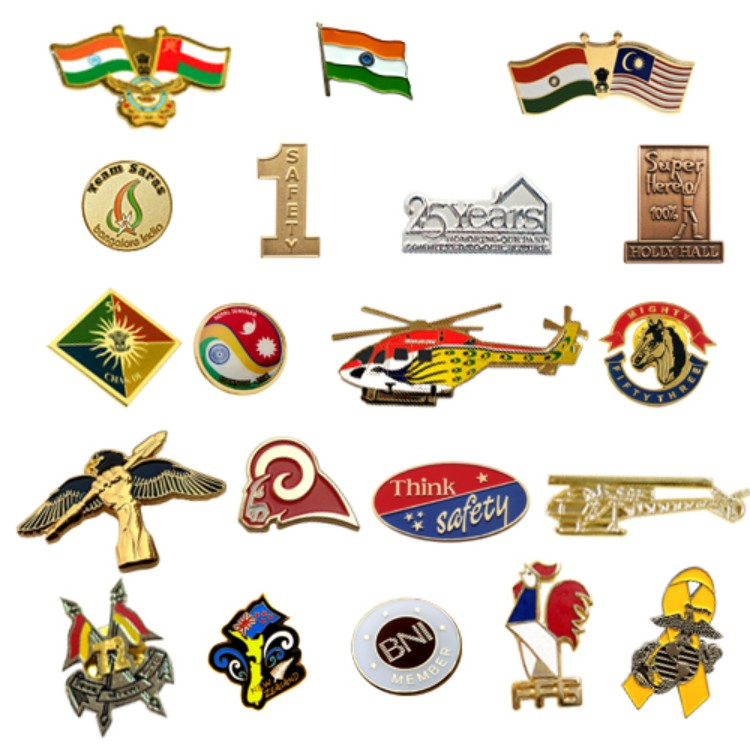 Customized Lapel Pins