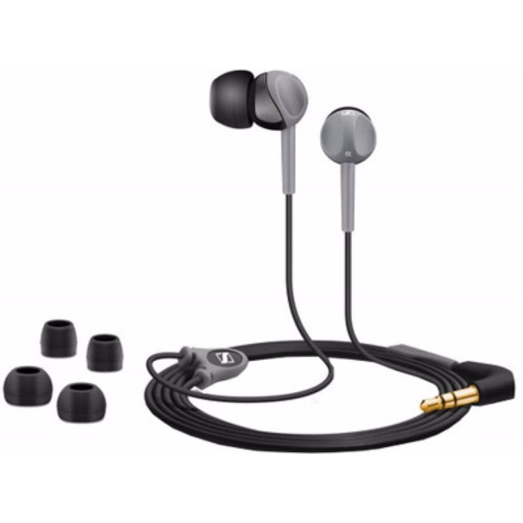 Sennheiser CX 180 Street II In-Ear Headphone - Black