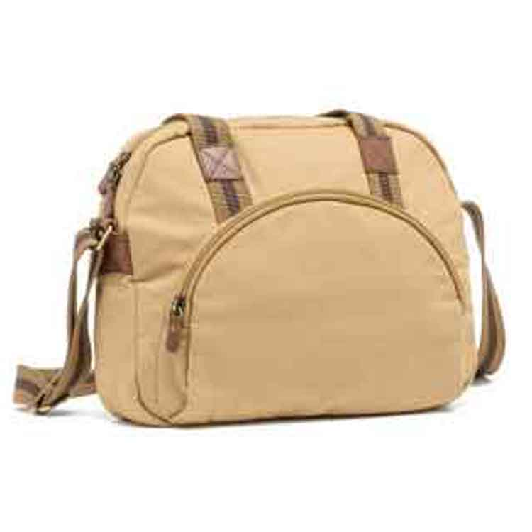 Canvas Duffle Sling Bag