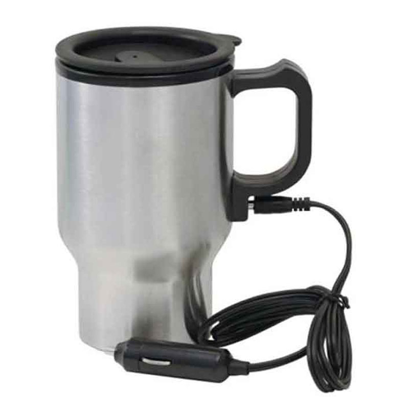 Car Charger Travel Mug