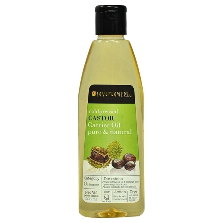Castor Carrier Oil - Coldpressed