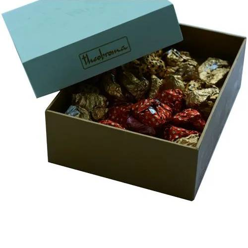 Theobroma Chocolate - Almond Rocks