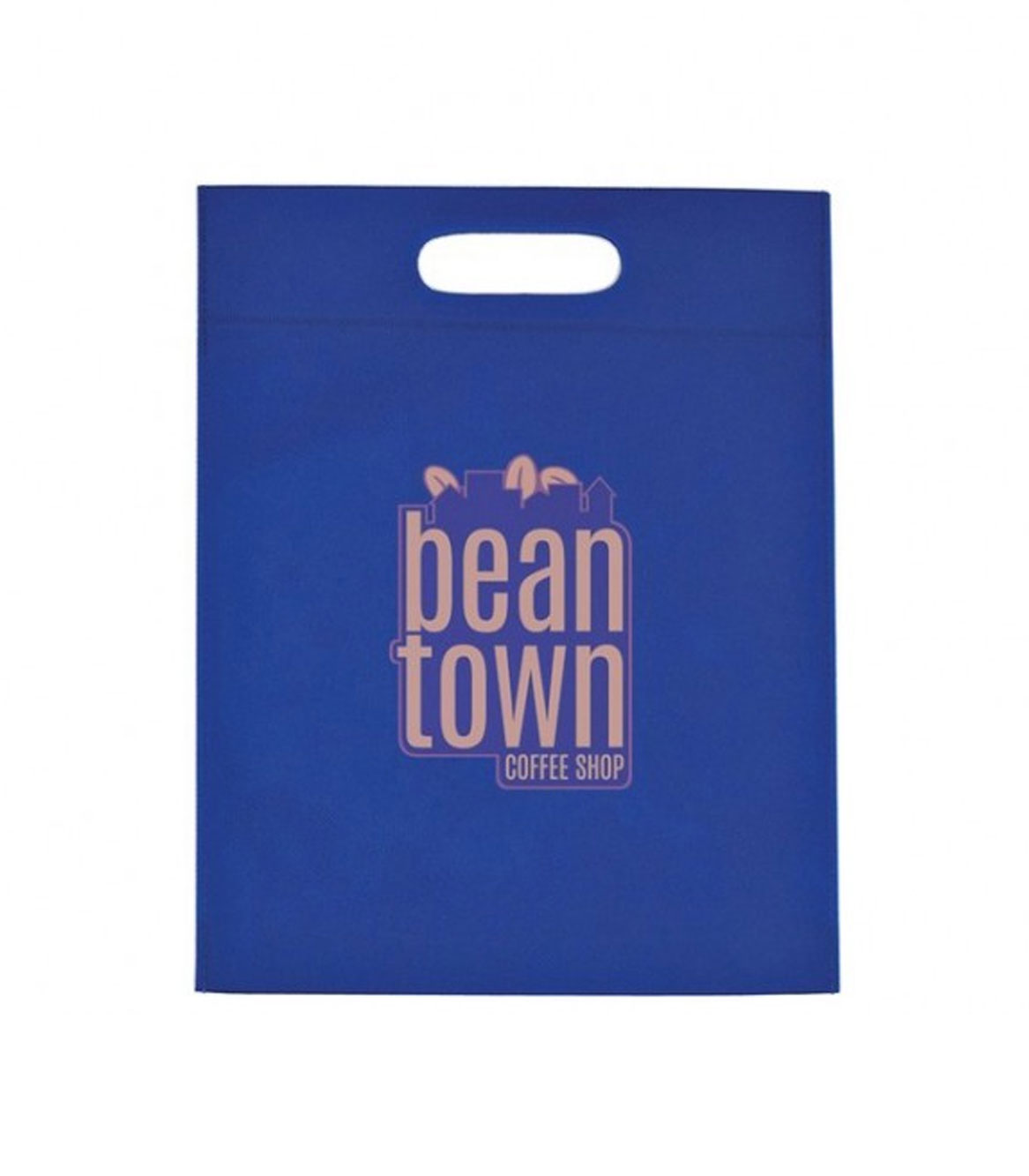 Die Cut Handle Non Woven Bag