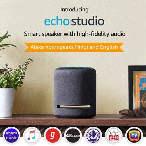 Echo Studio - Smart Speaker