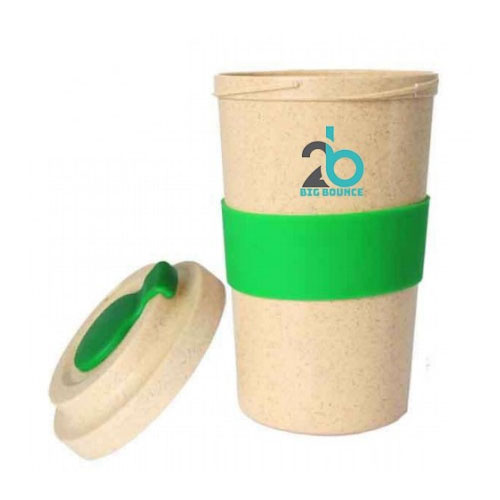 Eco Friendly Wheat Straw Mug