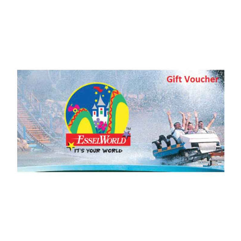 Essel World Gift Voucher RS 500