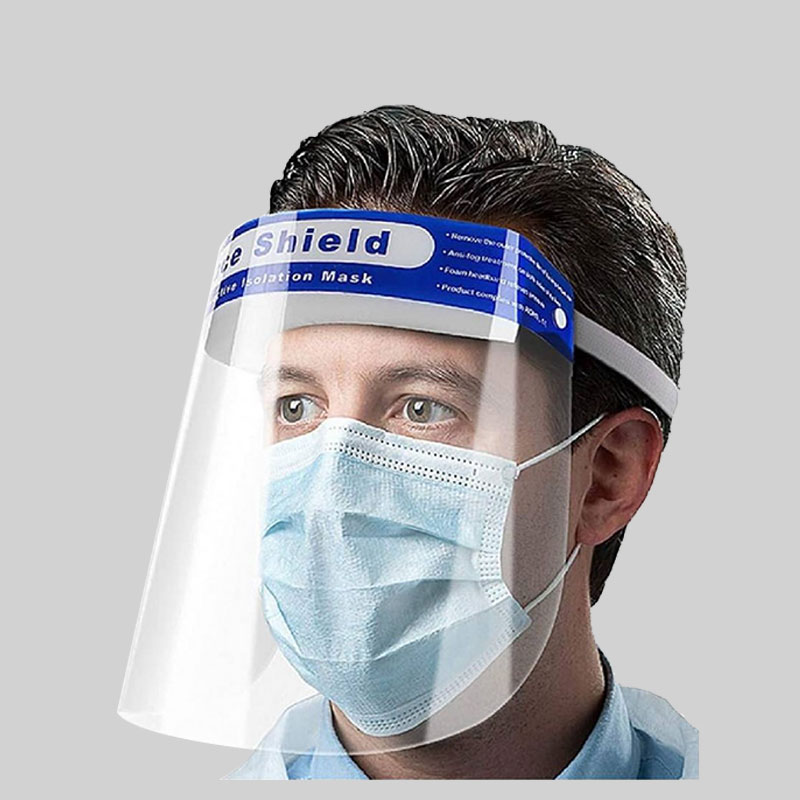 Protective Disposable Face Shield