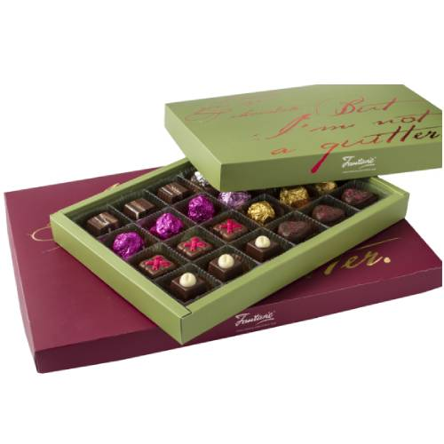 Small Premium Chocolate Box