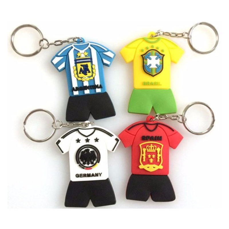 Football Keychain Promotion