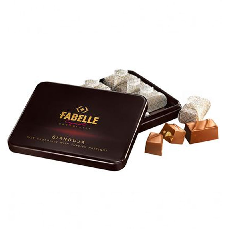 Fabelle Gianduja Chocolate Box