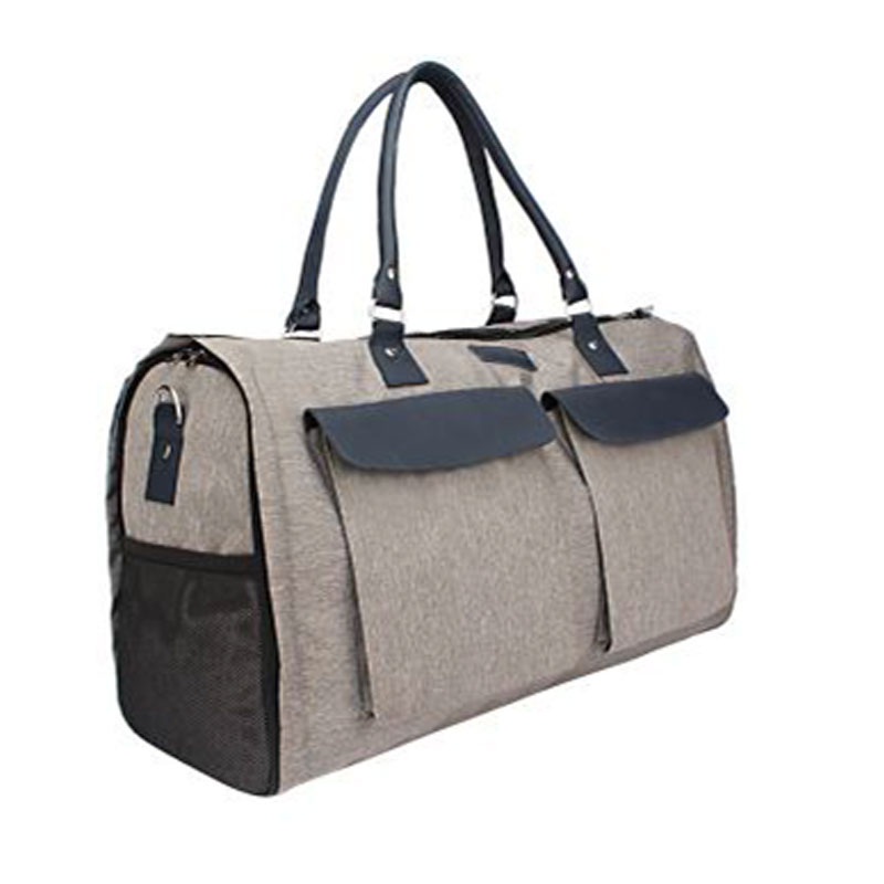 Grey Bond Bag