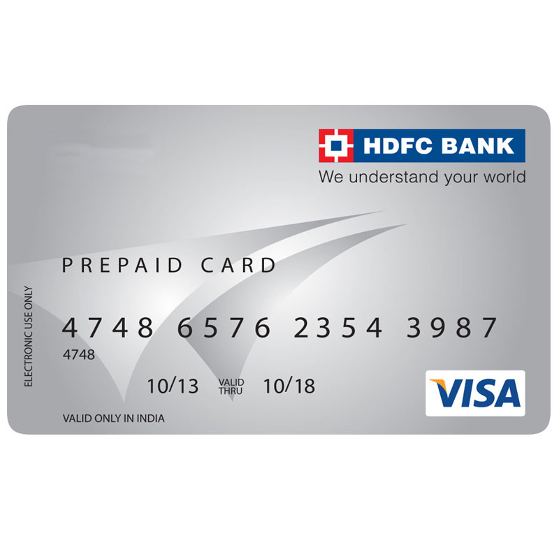 HDFC Bank Cash Card