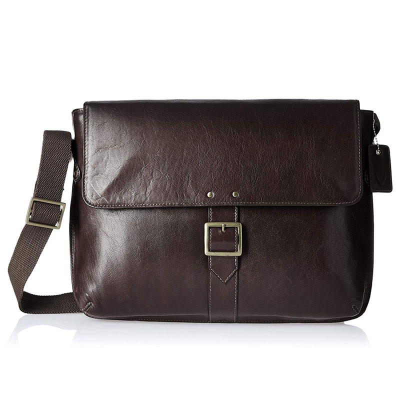 Hidesign Leather Messenger Bag - Vespucci 03