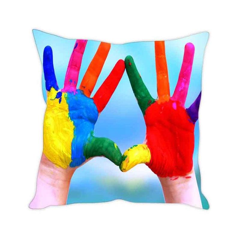 Holi Celebration Cushions