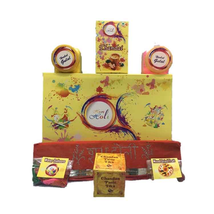 Holi Gift Hamper Corporate gift