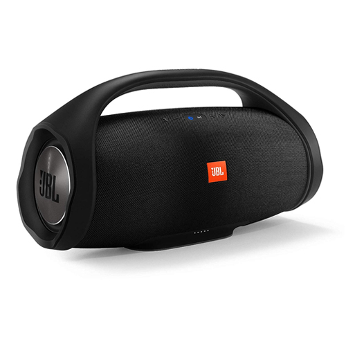 JBL Boom Box Most-Powerful Portable Speaker with Battery Built-in Power Bank