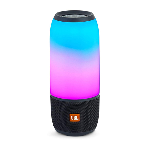 JBL Pulse 3 Wireless Portable Speaker with Vibrant Lightshow