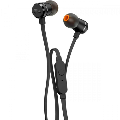 JBL T290 Pure Bass in-Ear Headphones with Mic