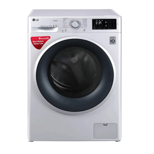 LG 7 kg Fully Automatic Front Loading Washing Machine