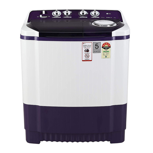 LG 8 Kg Semi-Automatic Top Loading Washing Machine - P8035SPMZ